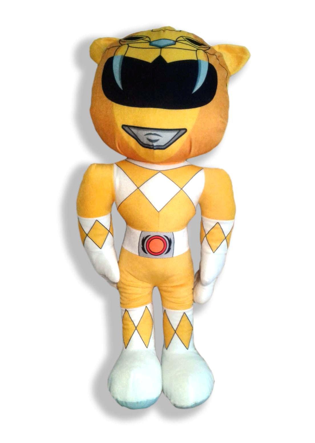 Power Ranger Gelb großes Bild