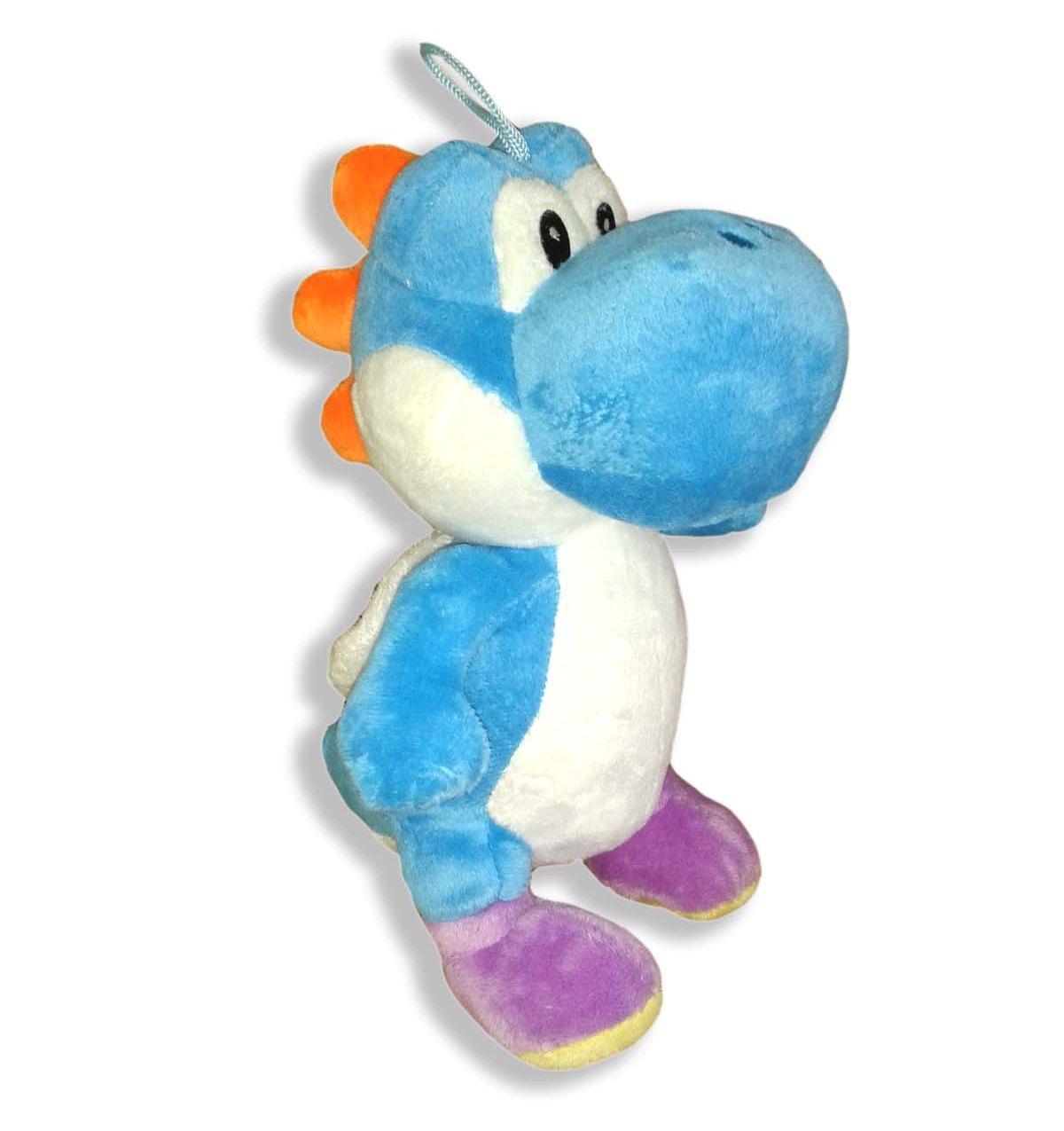 Yoshi blau großes Bild