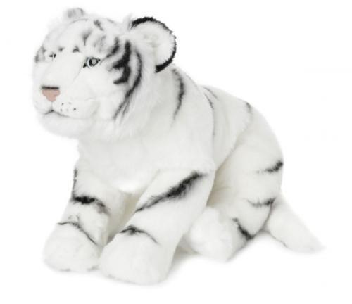 Großes Bild weißer Tiger